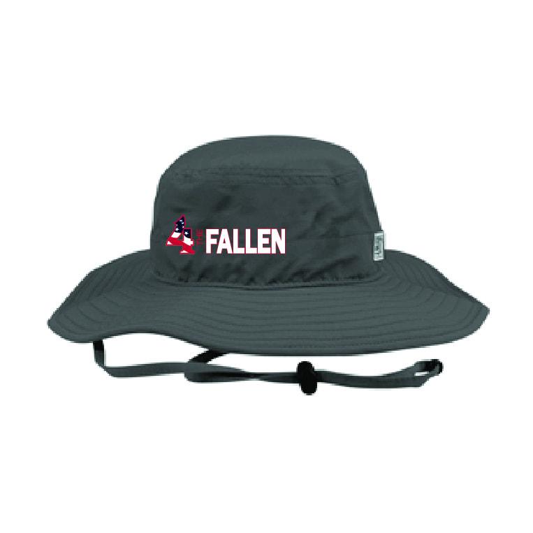 4 The Fallen - Gray Boonie Hat