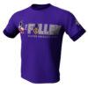 4 The Fallen - Purple Heart - Purple Game Shirt