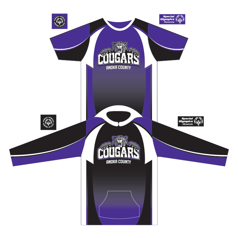 Anoka County Cougars -Team Package