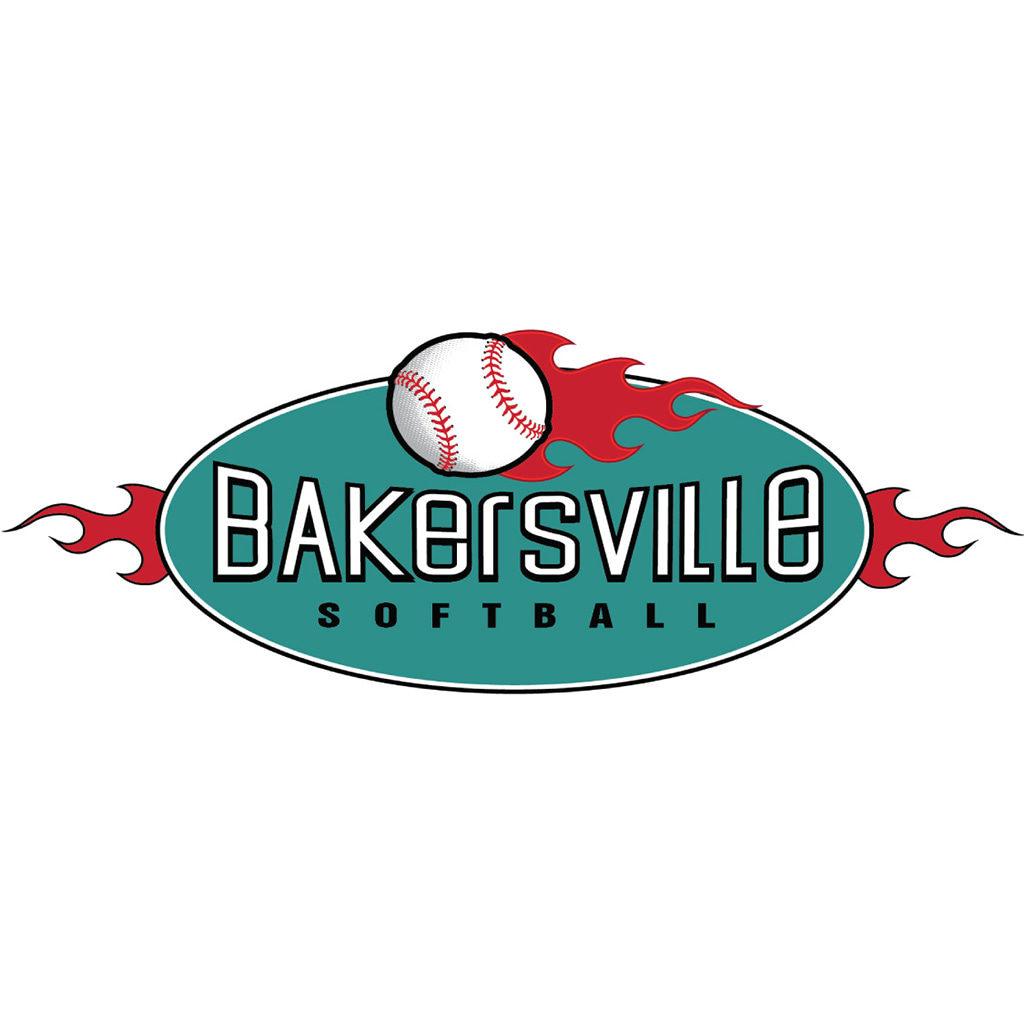 Bakersville Softball Logo