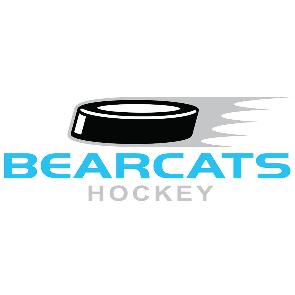 Bearcats Hockey Logo