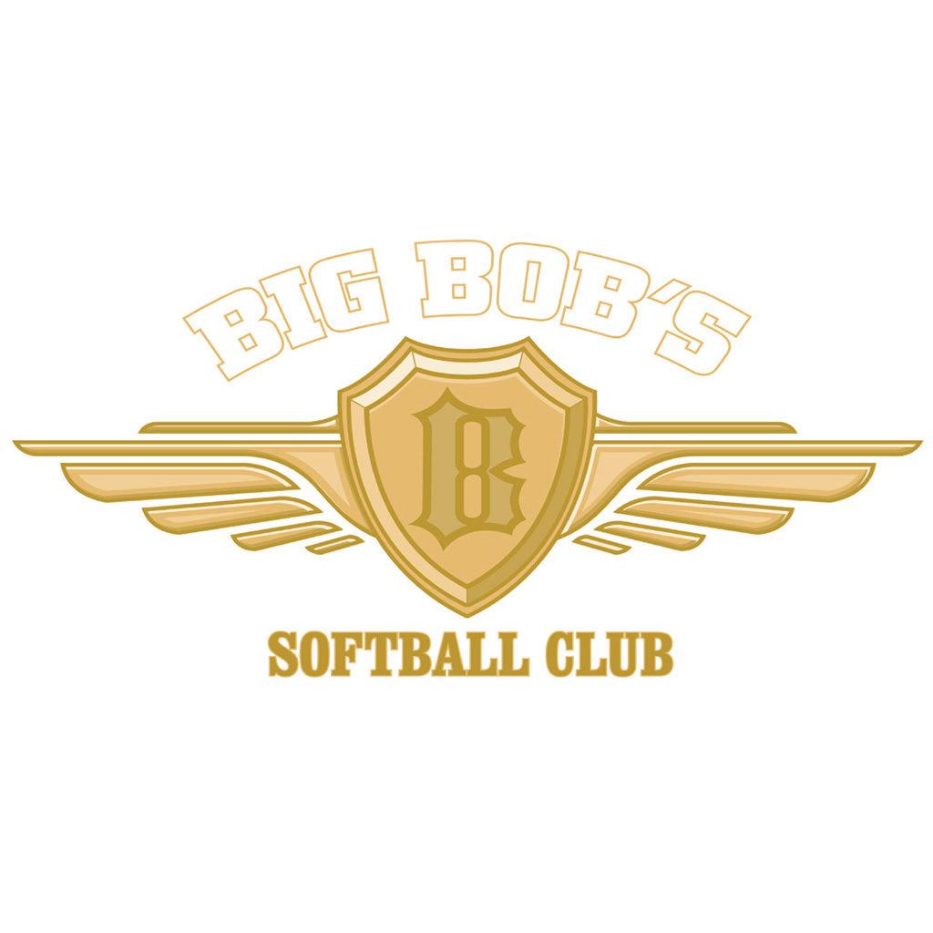 Big Bob's Softball Club Logo