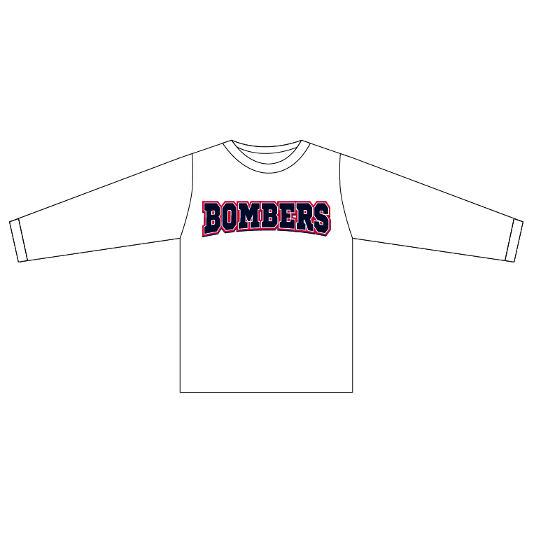 Bombers of the Ozarks - Long Sleeve Performance Shirt