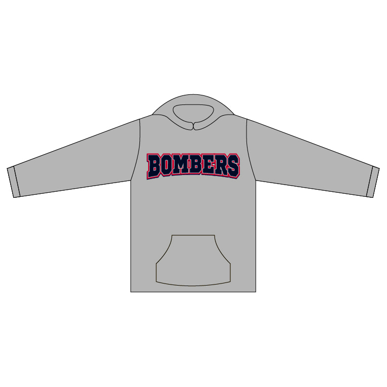 Bombers of the Ozarks - Lightweight Custom Hoodie