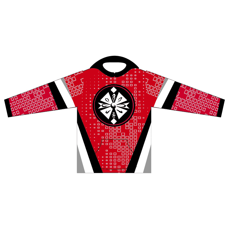 Colorado Martial Arts Academy - red hoodie