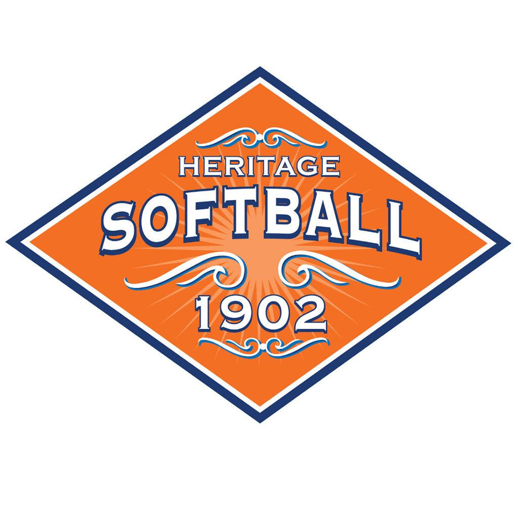 Heritage Softball Logo