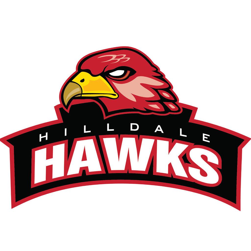 Hilldale Hawks Logo