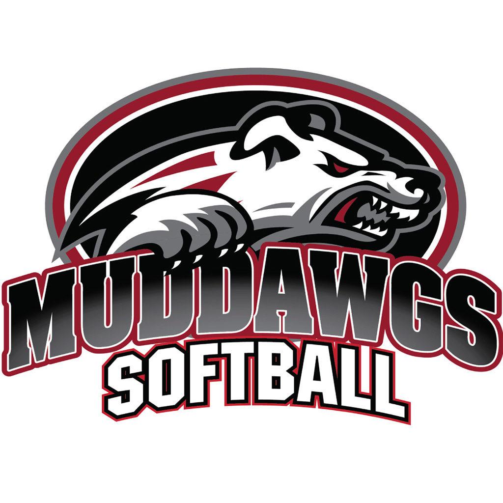 Muddawgs Softball Logo