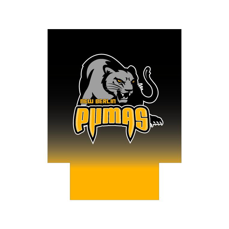 New Berlin Pumas - Can Koozie