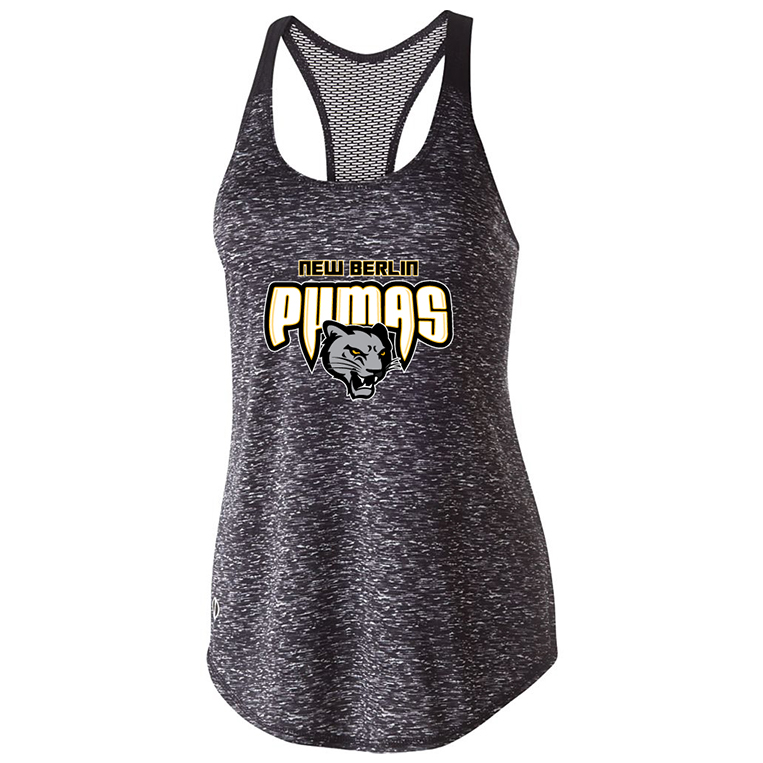 New Berlin Pumas - Women's Holloway Athletic Tank-top