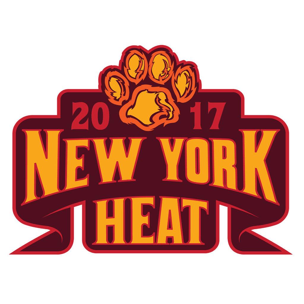 New York Heat Logo