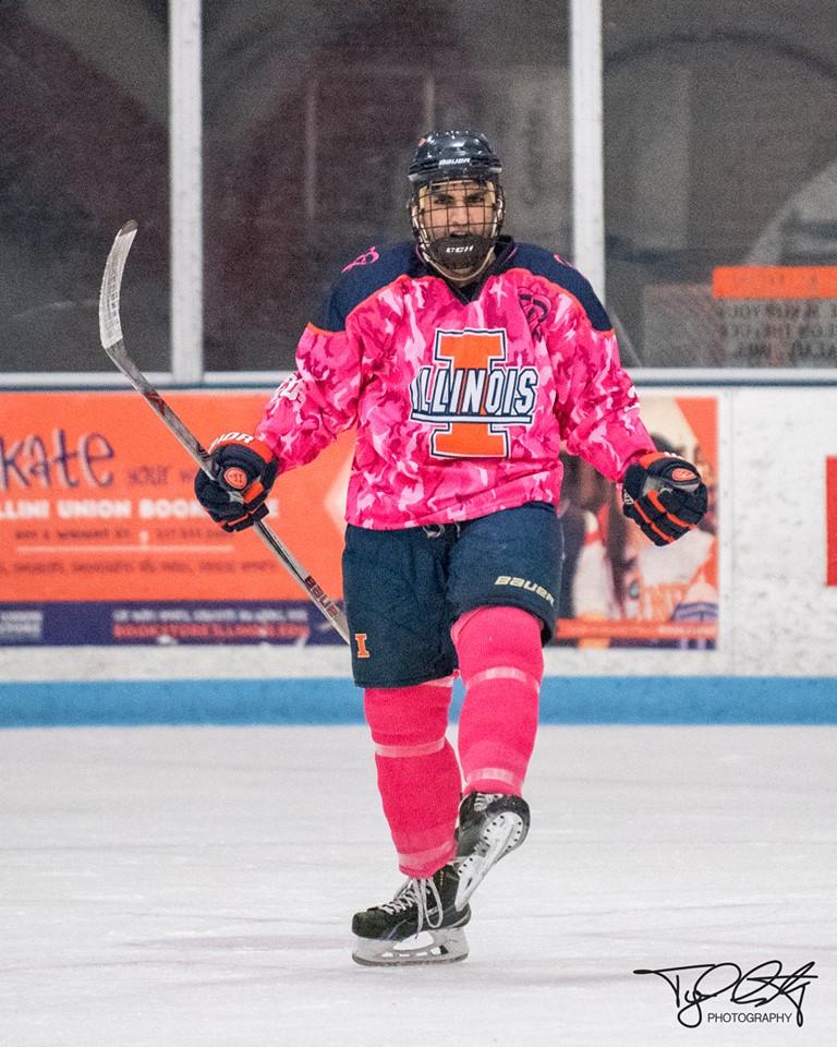 Northern Illinois Hockey Jersey