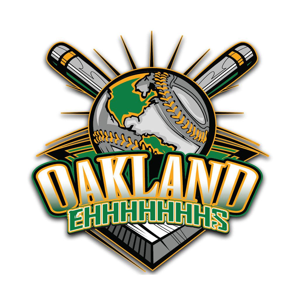Oakland Ehhhhhs Logo