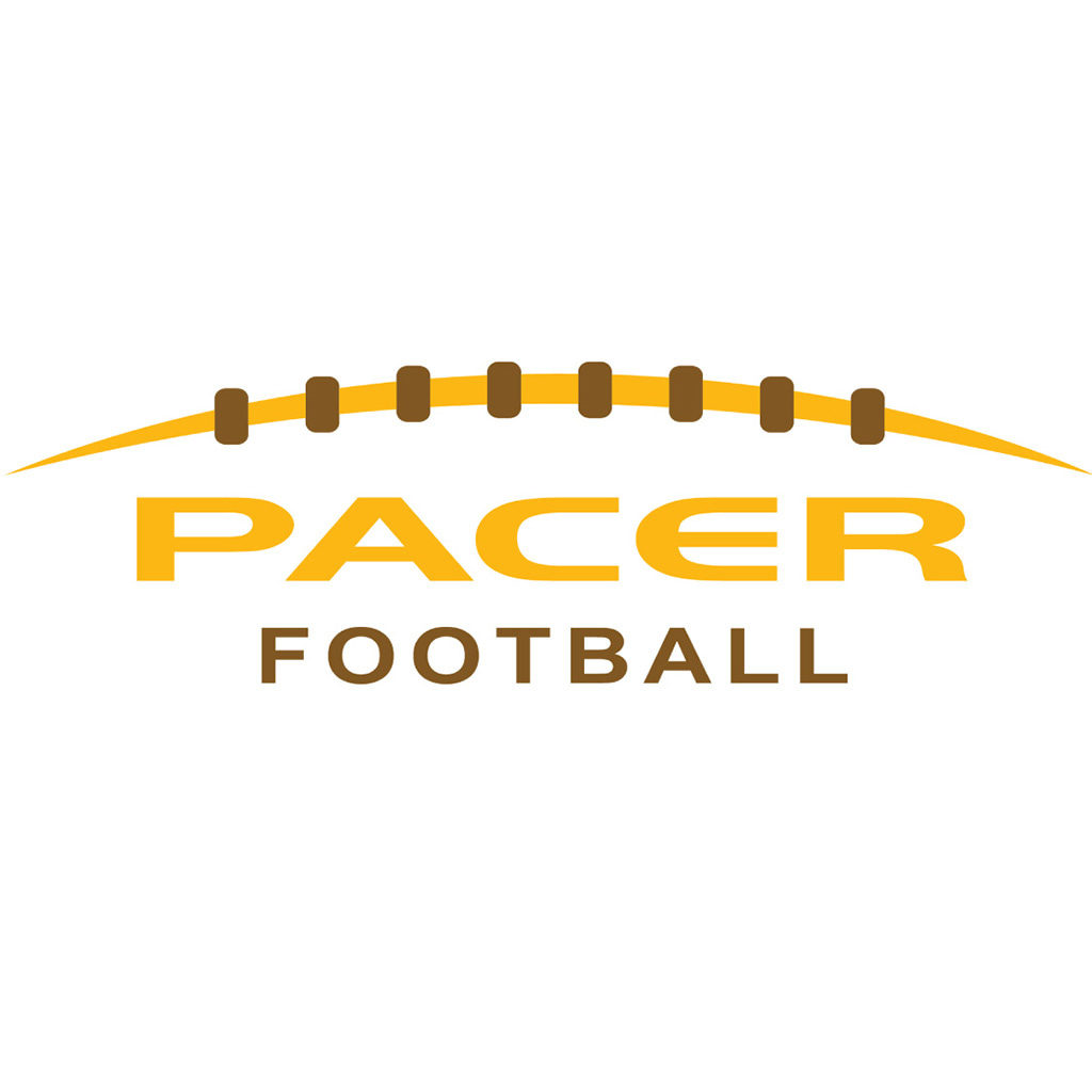 Pacer Football Logo