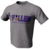 Purple Heart - 4 The Fallen Tech T-Shirt