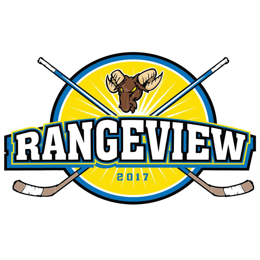 Rangeview Hockey Logo