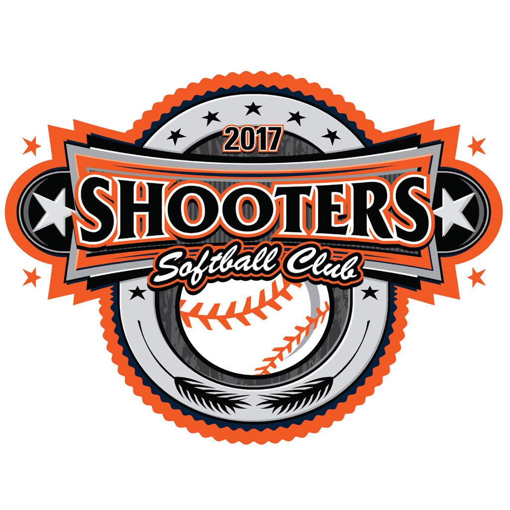Shooters Softball Club Logo