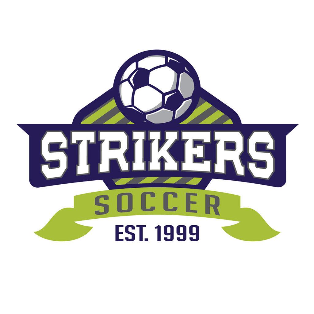 Strikers Soccer Logo