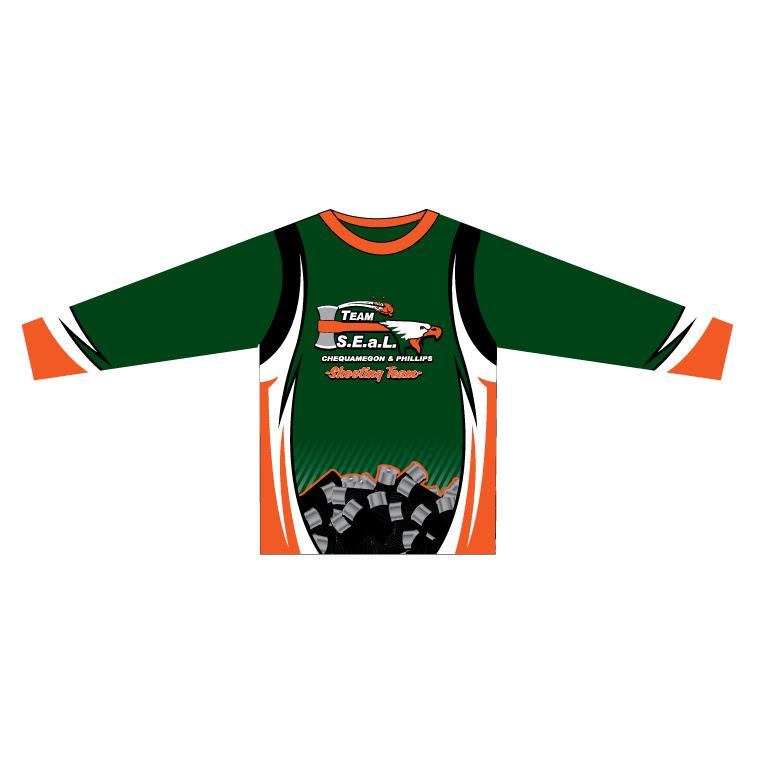 Team SEaL - Custom Long Sleeve Shirt