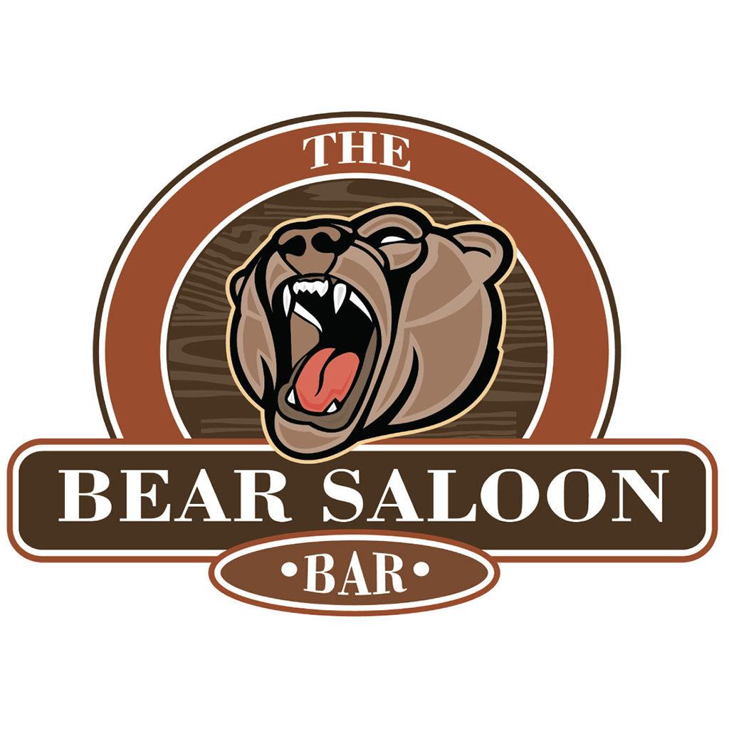 The Bear Saloon Bar Logo