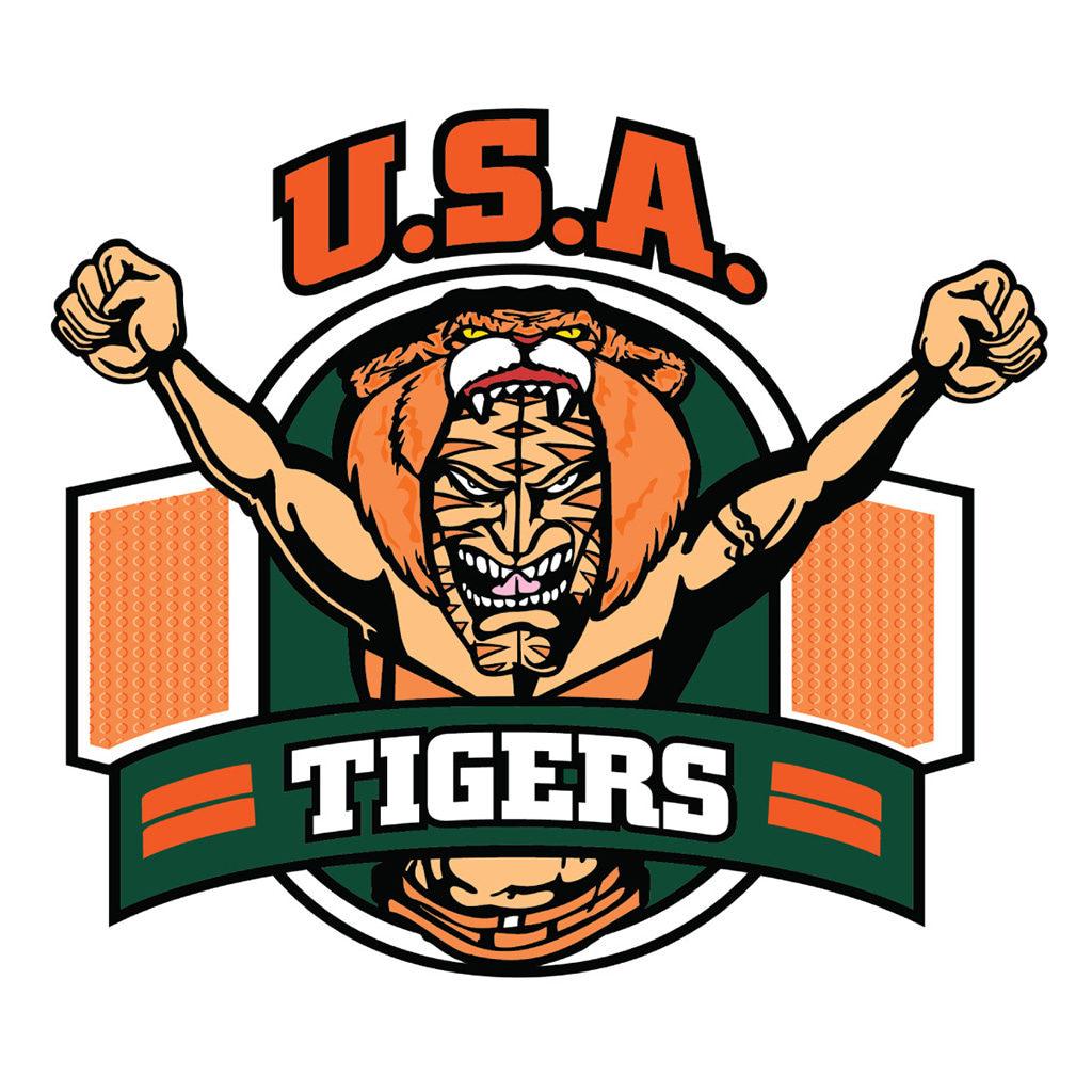 USA Tigers Logo