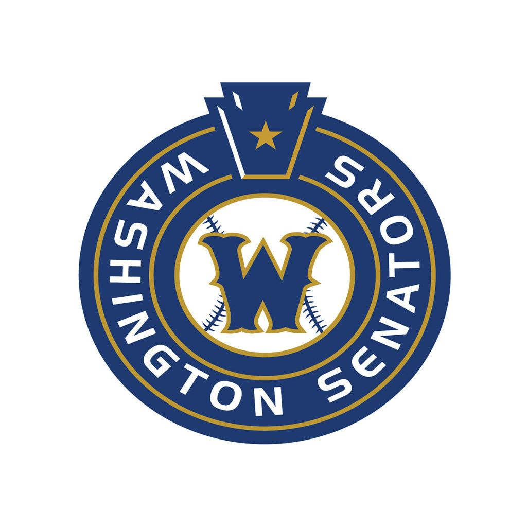 Washington Senators Logo