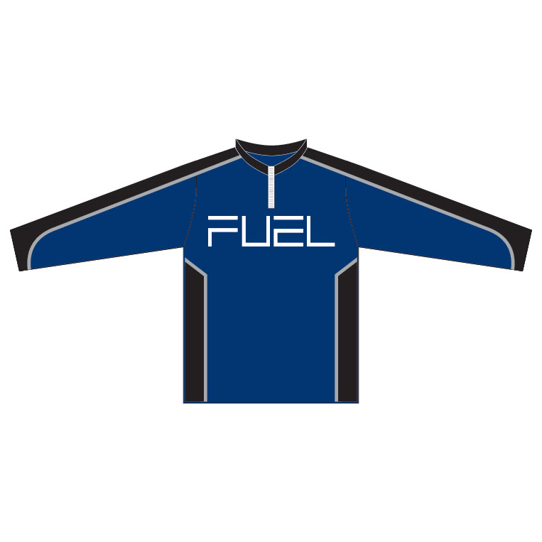 Wisconsin Fuel - Blue Pull Over