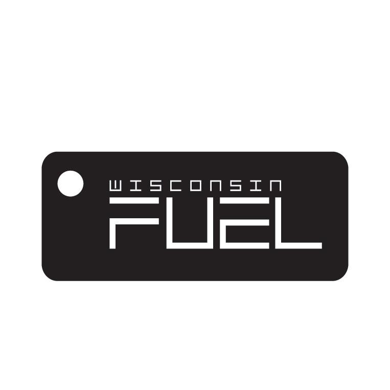 Wisconsin Fuel - Custom Keychain