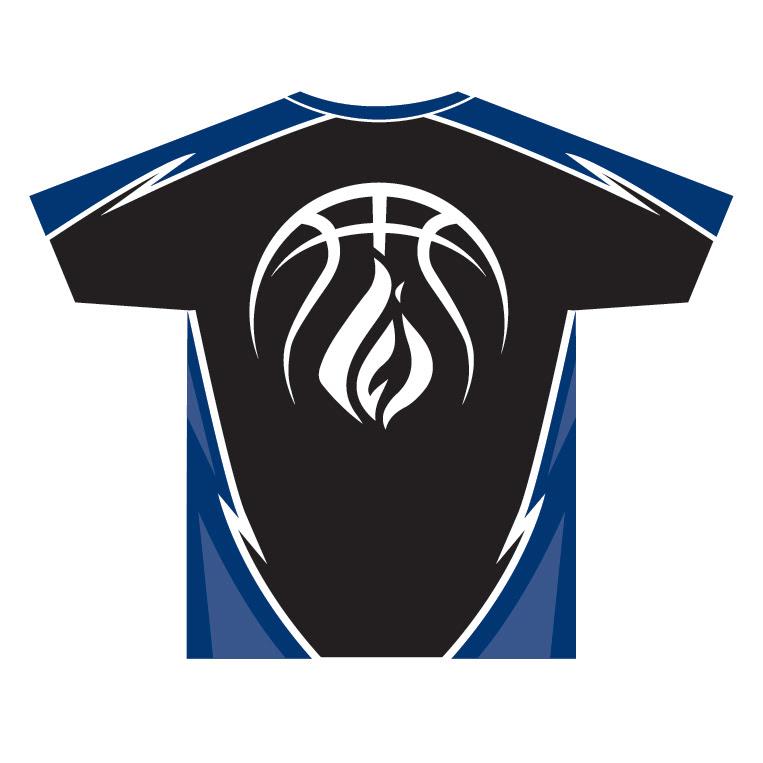 Wisconsin Fuel - Original Full Dye Game Shirt - back