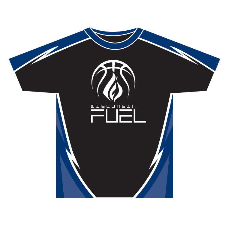 Wisconsin Fuel - Original Full Dye Game Shirt