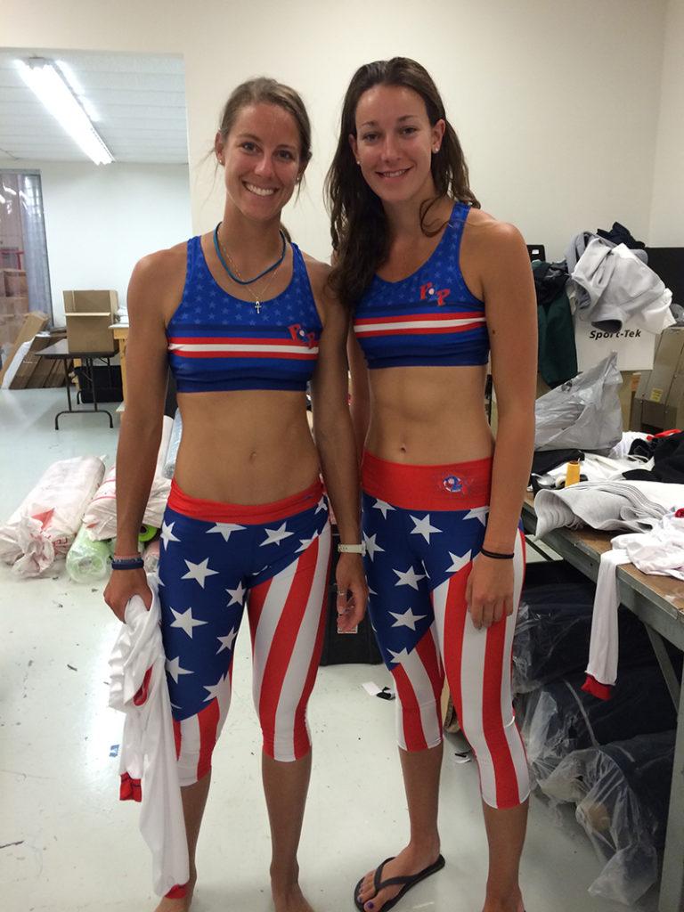 Team USA Women's Apparel