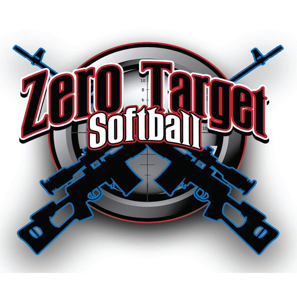 Zero Target Softball - Logo